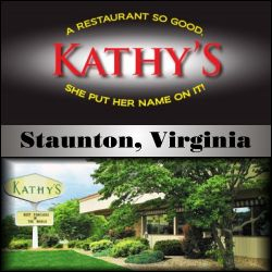 Shenandoah Valley Restaurants