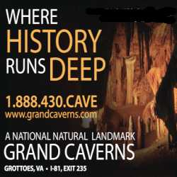 Grand Caverns, Grottoes