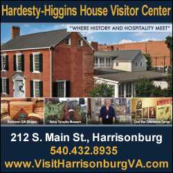 Hardesy-Higgins House Visitor Center, Harrisonburg
