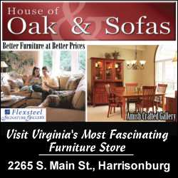 House of Oak & Sofas, Harrisonburg